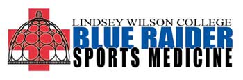 The Blue Raider Sports Medicine Logo