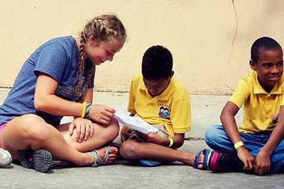 Annual summer mission to the Dominican Republic