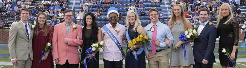 Homecoming Winners