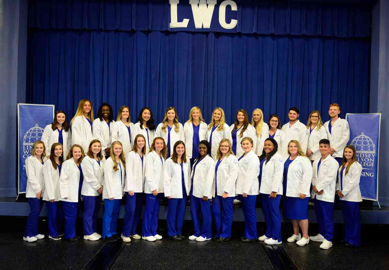 29 Students Receive White Coats and Formally Welcomed into Lindsey Wilson College Nursing Program