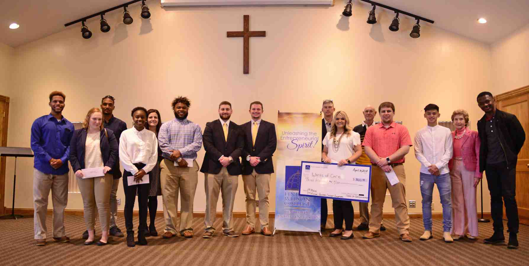 Six Teams Awarded at 7th Annual Business Concept Competition