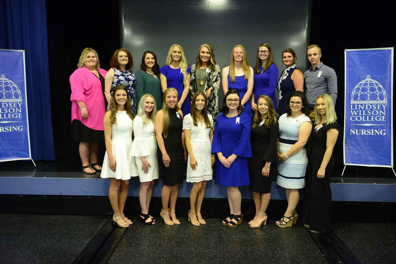 Graduates of LWC's Nursing Program Post 100 Percent Pass Rate on National Nursing Exam
