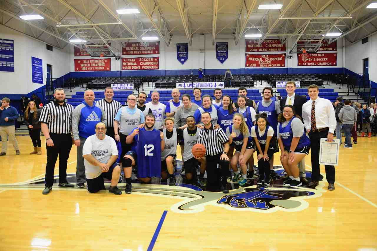 Second-Annual Student-Faculty Game Brings LWC Community Together