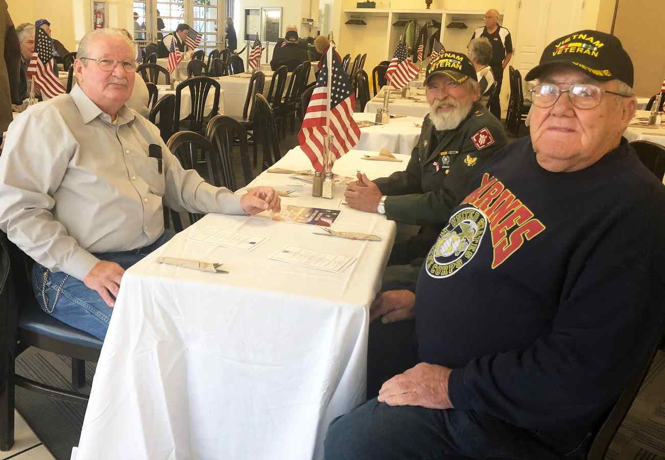 LWC Honors Veterans During the 17th-annual Veterans Appreciation Luncheon