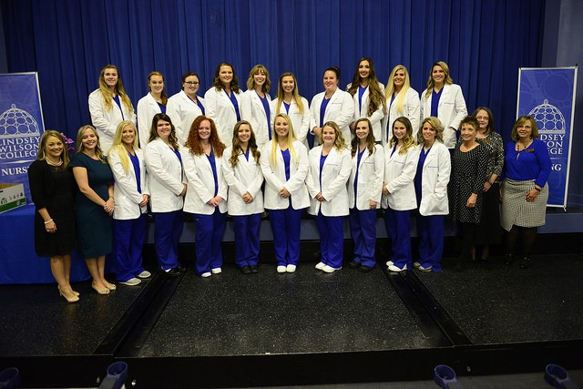 Lindsey Wilson College Nursing Department Receives $1000 Grant from The American Association of Colleges of Nursing
