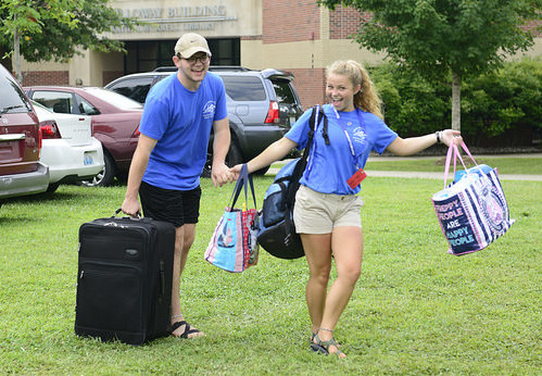 LWC Move-In Day Set for August 18, 2018